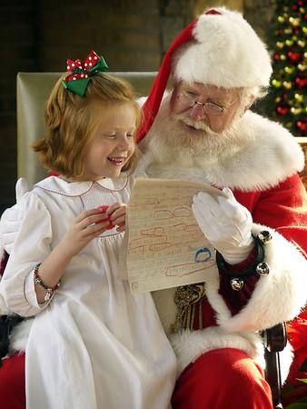 Brunch with Santa '07