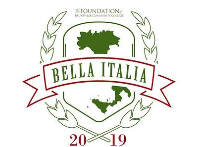 """The Brunswick Community College Foundation Presents """"Bella Italia"""""""