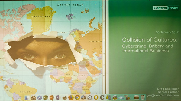 Cybercrime--Greg Esslinger, 2018