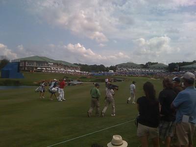 Bryon Nelson Golf Tournament 5-23-10