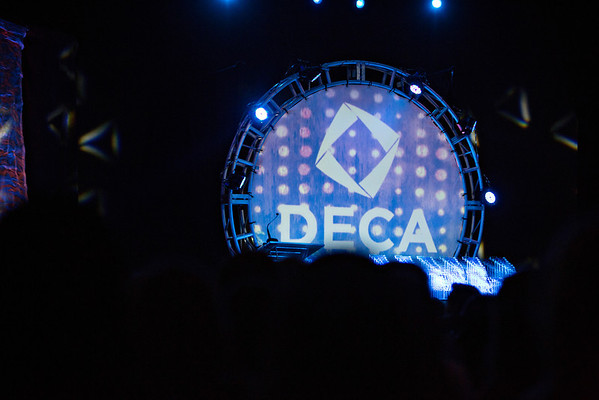 Buchholz DECA State Convention Awards Night