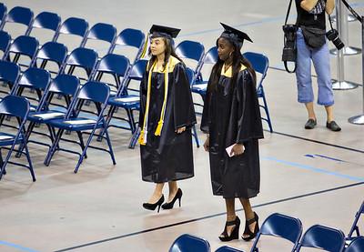 Buchholz High School Graduation 2014