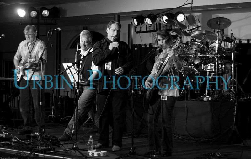 Jamming in Black & White.  I just like these shots in Black and White, more of that old school rock documentary look I guess.