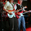 2 musicians at the 2008 Bud Jam.