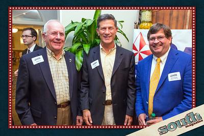 Bill Bland, Rob Ellis, Mark Smith
