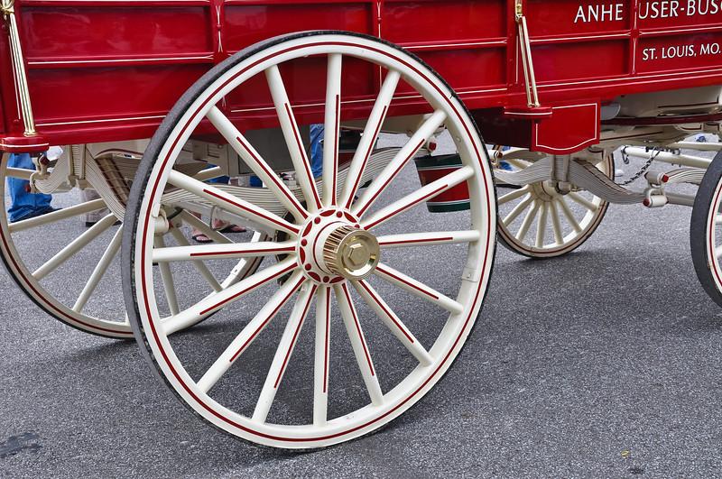 Beer Wagon Wheel