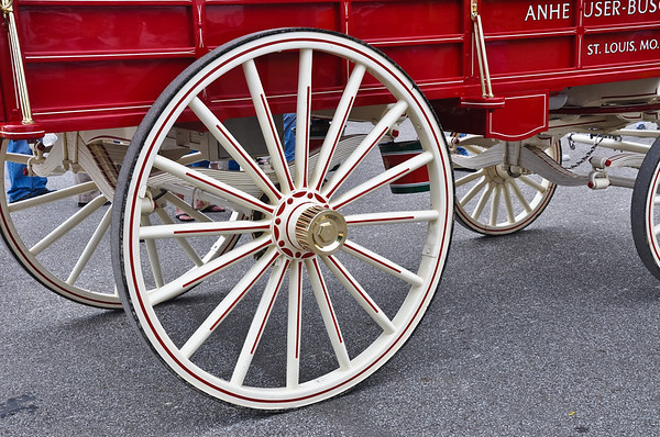 Beer Wagon Wheel