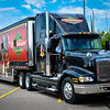 Budweiser Clydesdales International Truck