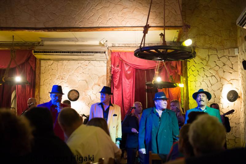 The Buena Vista Spcial Club