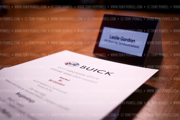 Buick Lacrosse Drive Dinner & Discussion