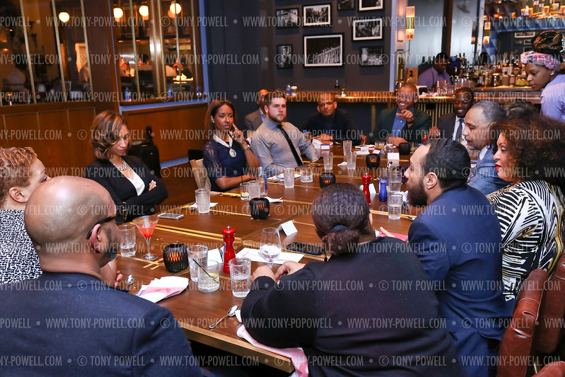 Photo © Tony Powell. Buick Lacrosse Drive Dinner & Discussion. March 18, 2017