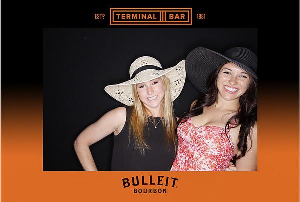 Terminal Bar | Bulleit Bourbon After Derby Party | 05.07.16