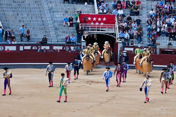 Bullfight