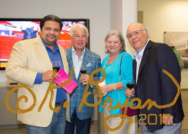Eliseo Venecia, Robert Gonzalez, Rose Lopez, Nicolas Lopez