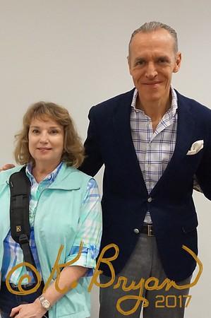 Kay Bryan, Heriberto Murrieta