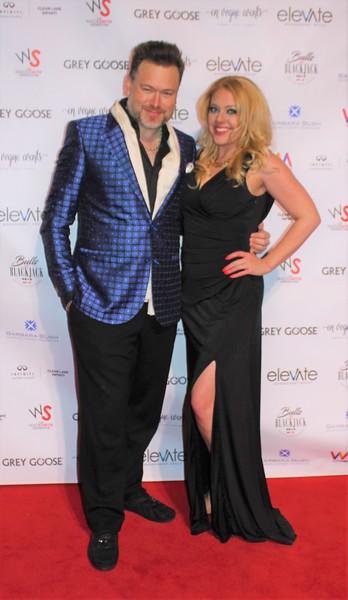 Bulls and Blackjacks Celebrity Charity Poker Event - Super Bowl 51