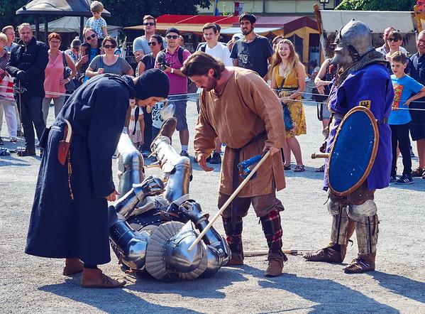 Burgfest in Zitadelle Spandau