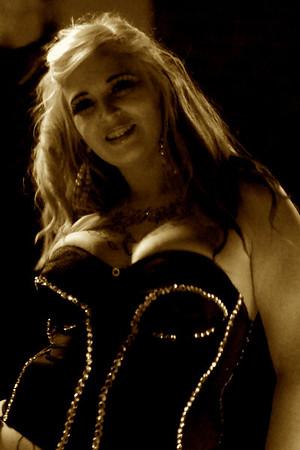 Bada Bing Babes ; burlesque group in Jacksonville, Florida.