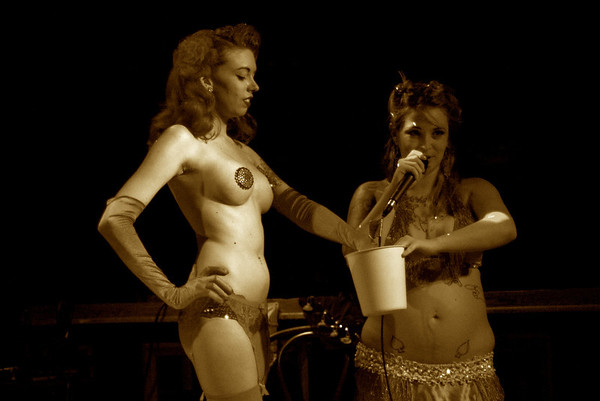 The Bada Bing Babes put on another fantastic show at Club TSI for their monthly Last Friday's performance.
