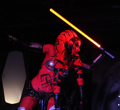 Showstoppers: The Burlesque Awakens