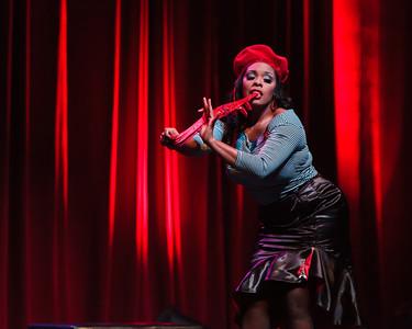 Texas Burlesque Royalty 130104 0164 - Donna Denise Texas Burlesque Royalty 130104 0164