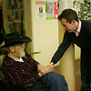 Craig thanking Bill Maris for his wish.