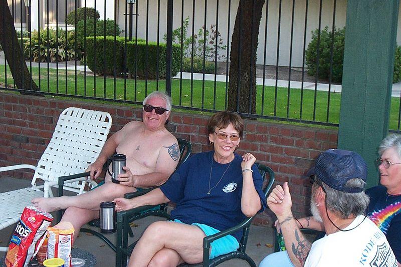 George & Beth (Central Sierra) & Friends