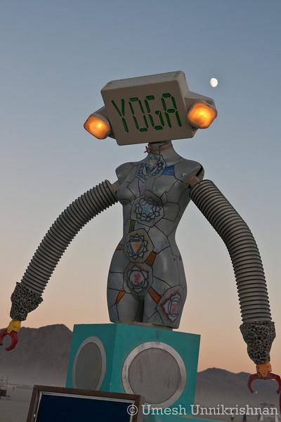 Yogabot
