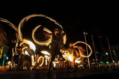 Reno Compression Art and Fire Festival