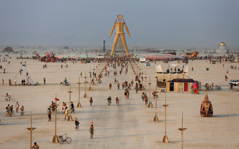 USA-NEVADA/BURNINGMAN