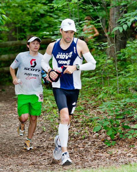 Todd Braje - Winner of the 2010 Burning River 100 Mile Endurance Run