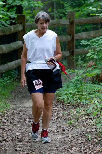 Rosemary Evans finished #166