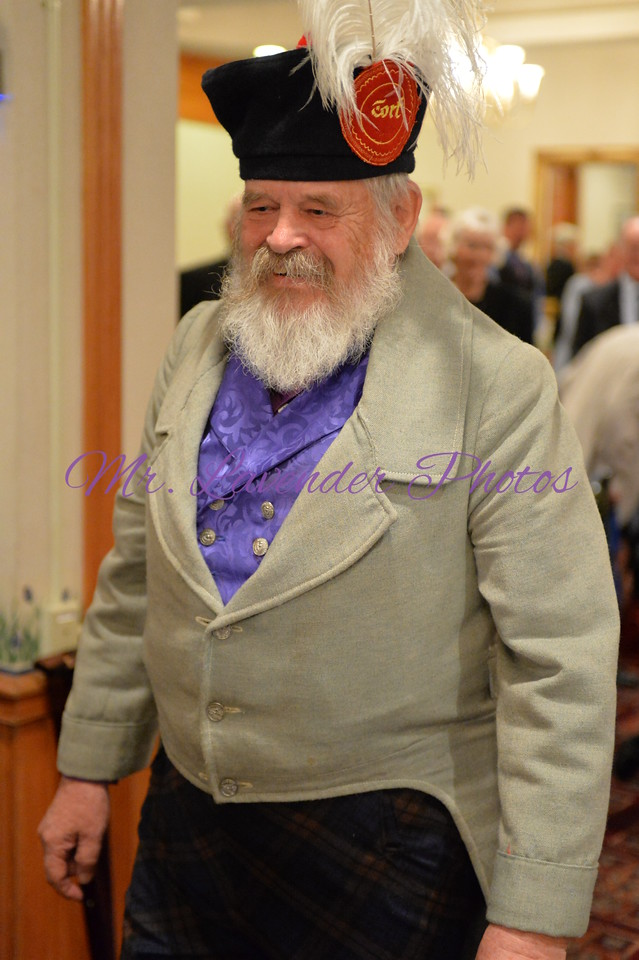 Burns Night Kerrville Texas Feb 1, 2014