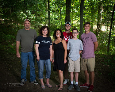 MAcPhee memorial and family photo session