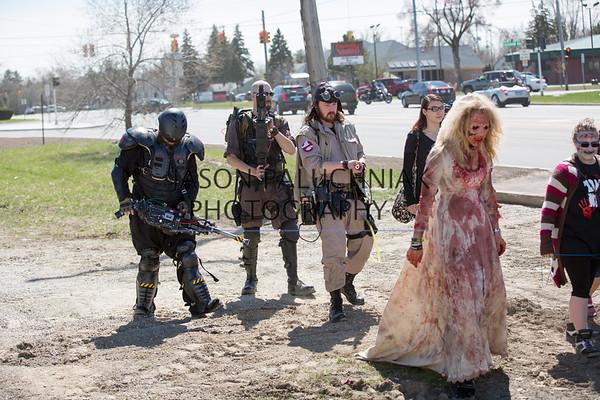 Burton Zombie Shamble