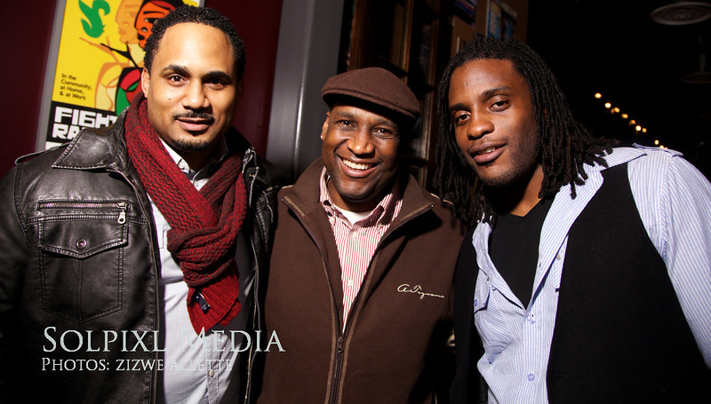 BusBoys and P0ets;; Hosted By Komplex 3-Jan-2013