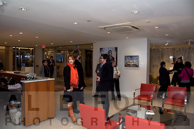 Feb 11, 2016 Artist Reception for the Collection and Exhibitions at Park Towne Place