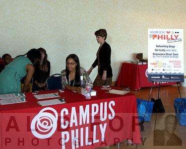 """July 17, 2014 Campus.org """"My Philly Summer"""""""