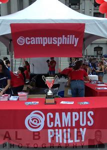 Sep 12, 2015 CollegeFest 2015 @ Dilworth Park Plaza
