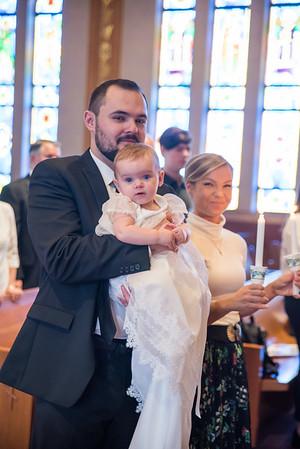 Vera Korzhiletskiy Baptism