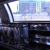 Minibar on the limo