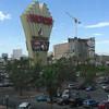Hilton hotel and casino outdoor