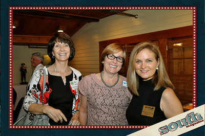 Pat Horan, Cathy Rodgers, Marjorie Young