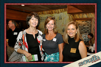 Pat Horan, Michele Thompson, Marjorie Young