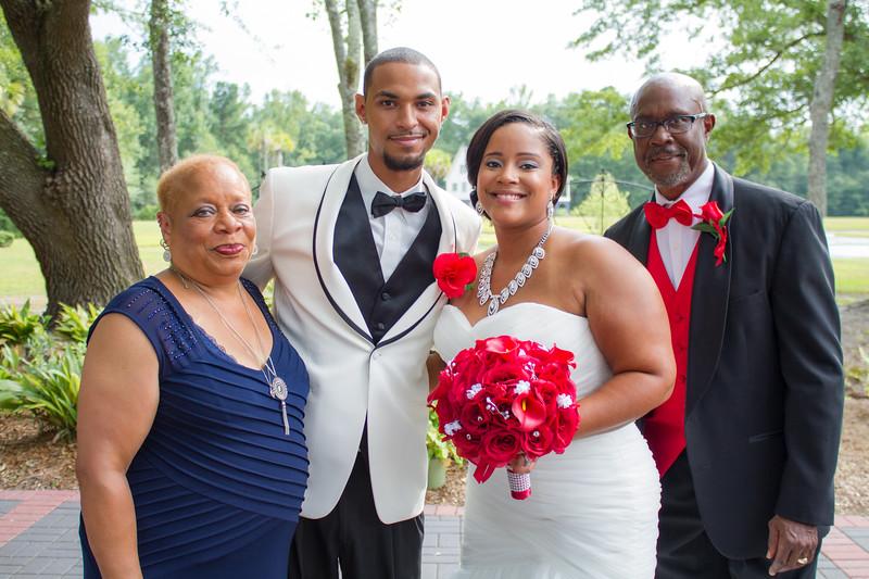 Mr. + Mrs. Byrd - July 9, 2016