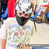 Halloween party<br /> Srta. Cruz's 2nd Grade class