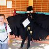 """""""Scare E. Crow""""<br /> (Srta. Cruz's 2nd Grade class scarecrow)"""