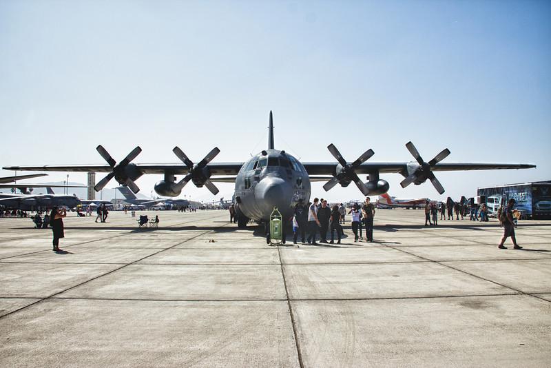 C130H on display