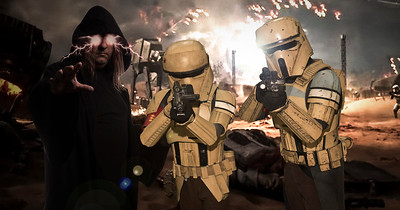 troopers with Darth 1