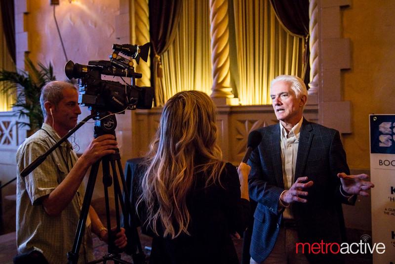Jerry Kaplan, Author @ California Theater